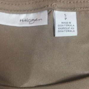 Halogen Tops - Halogen Cold-Shoulder Tee - Petite